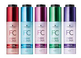 【シュワルツコフ/発売中】10分で髪が変わる     「FIBRE CLINIX(ファイバークリニクス)」