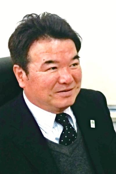 代表取締役 角谷 満